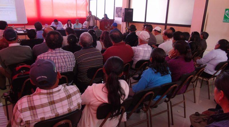 Gobierno Autónomo Descentralizado Municipal del Cantón Chillanes,  Presupuesto Participativo para el Ejercicio Fiscal 2020 para el Cantón Chillanes.